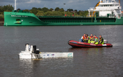 Testing At Limerick Docks Attracts International Attention