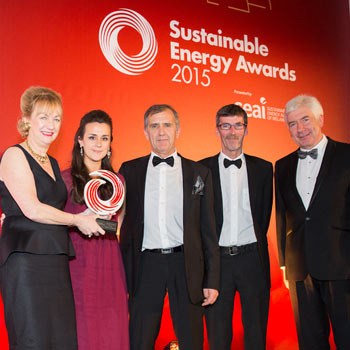 SEAI Award Winners