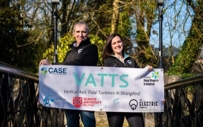 VATTS Project to demonstrate novel tidal turbines in Strangford Lough